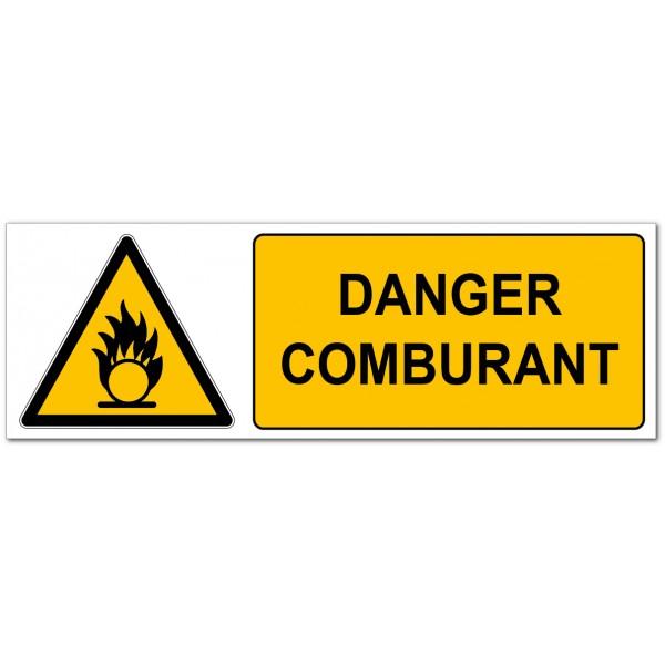 Affichage de prévention des risques en entreprise...