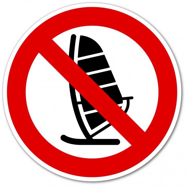 Zone interdite aux planches à voile