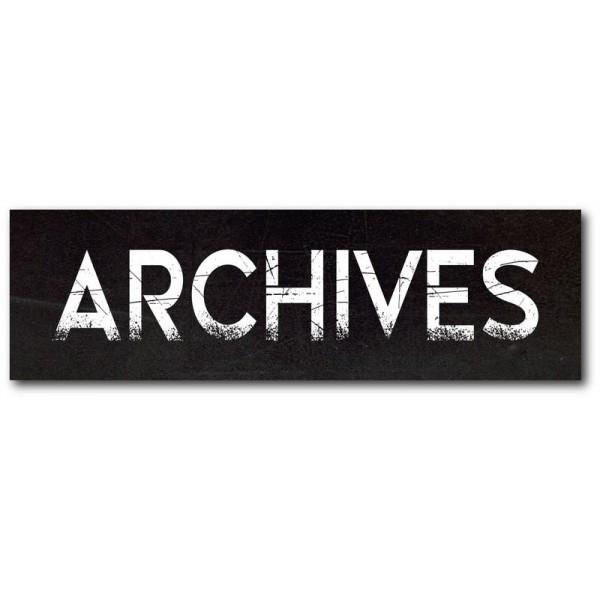 Archives imprimé effet ardoise