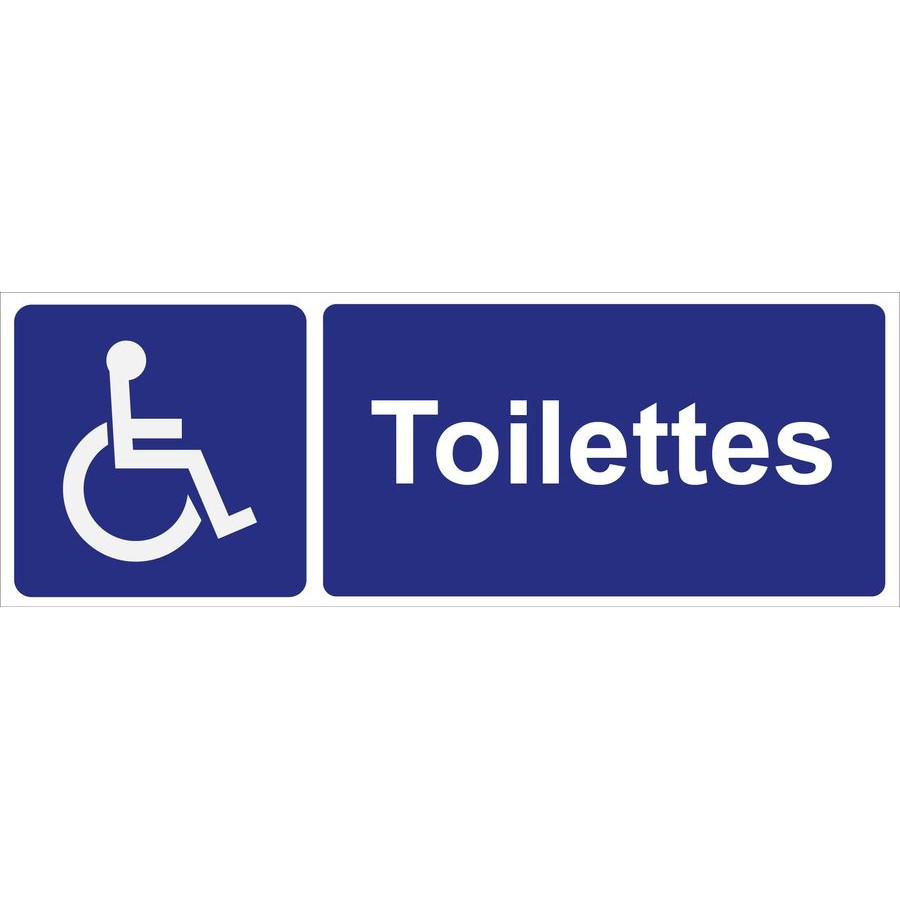 Priorité d/'assise fauteuil roulant autocollante stickers SAFETY Signes